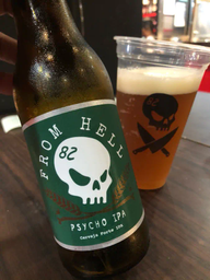 Cerveja From Hell Ipa 355ml