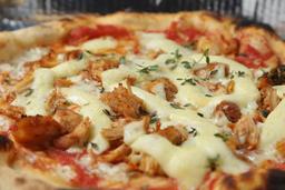 Pizza de Frango com Catupiry - 30cm