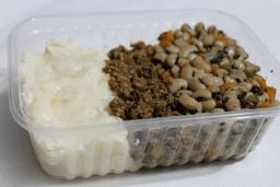 Feijão-Fradinho com Carne Moída