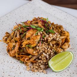 Pad Thai Frutos do Mar