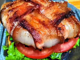 Dalúlú Bacon Burguer