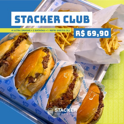 Combo Stacker Club