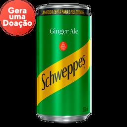 Schweppes Refrigerante Ginger Ale