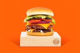 Duplo Cheeseburger