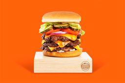 Triplo Cheeseburger