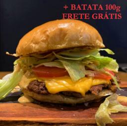 Combo Krusty + Batata 100g !