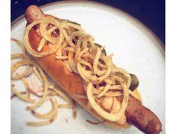 Hot Dog Copenhagen