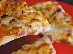 Pizza de Cogumelos - 30cm