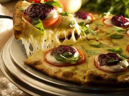 Pizza Caprese - 40cm