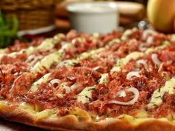 Pizza de Carne Seca - 40cm