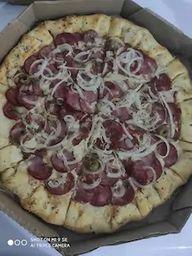 Pizza de Calabresa - Gigante