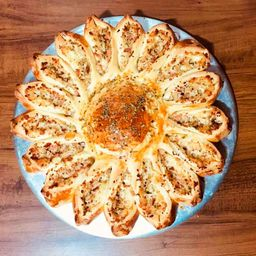 Sunflower Salgada - Broto