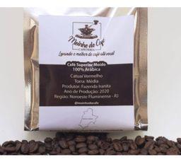 Café em pó 100% Arábica, recem moído - Torra Média - 250g