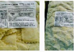Pronta p consumo Sem Molho em embalagem de 1kg