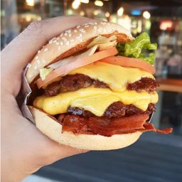 Double Classic Bacon