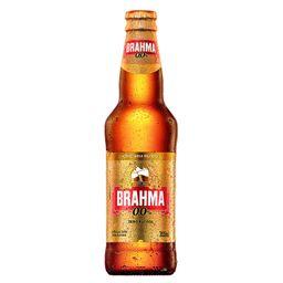 Brahma Zero Alcool - Long Neck 355ml