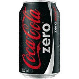 Coca-Cola Zero Açúcar - 350 ml - Lata