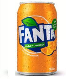 Fanta - Lata 350ml