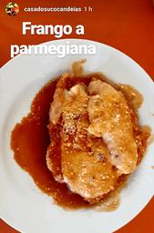 Frango à Parmegiana