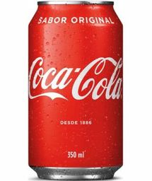 Coca-Cola Original  - Lata 350ml