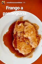 Frango a Parmegiana