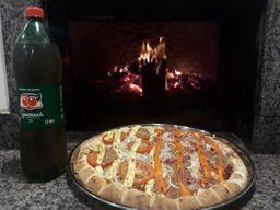 Combo Pizza Grande e Guaraná 1,5L