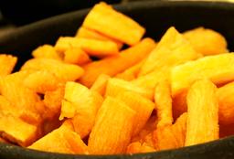 Porção de Mandioca Frita
