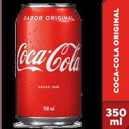 Lata coca cola 350 ml