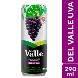 Suco dell valle uva 290  ml