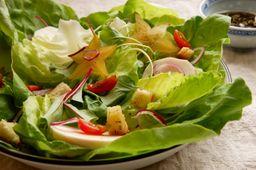 Salada e Grelhado