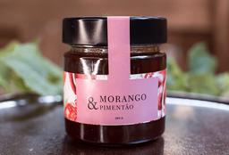 Geleia de Morango e Pimentão