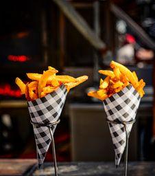 2 Cones de Fritas