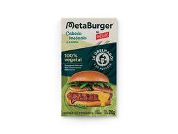 Burger Vegetal Grelhado - Cebola Tostada e Ervas Wessel