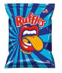 RUFFLES 57 GRAMAS