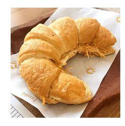 Croissant Frango e Requeijão