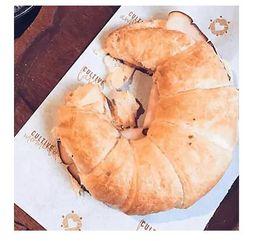 Croissant Napolitano
