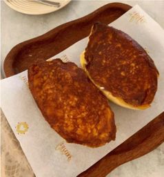 Pão na Chapa Crocante Nordestino