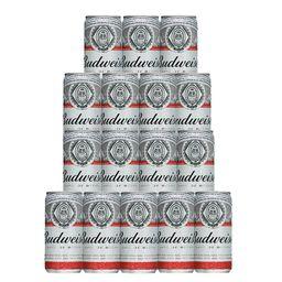 Pack Cerveja Budweiser 269 ml (x16)