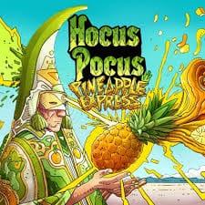 Hocus Pocus Pineapple Express