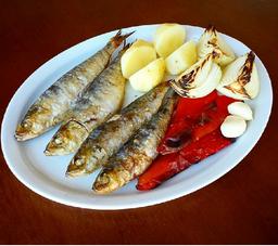 Sardinha à Portuguesa