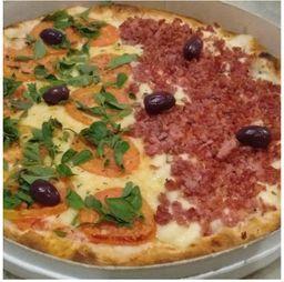 Combo - Pizza Salgada+broto Doce+coca Cola 1.5l