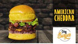 American Cheddar + Fritas