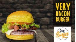 Very Bacon Burger