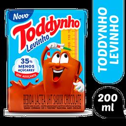 Toddynho Bebida Láctea de Chocolate Levinho - 3 Unidades
