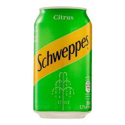 Schweppes Citrus - Lata 350ml