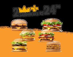 2 a partir de 24,90