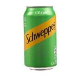 SCHWEPPES CITRUS LATA (350ML)