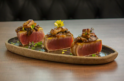 Tuna Foie Gras - 3 Unidades
