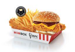 Wow Box - Double Crunch BBQ
