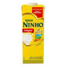 Ninho Leite Integral Uht Tipo A Nestlé